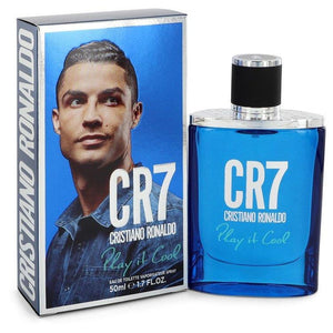 CR7 Play It Cool by Cristiano Ronaldo Eau De Toilette Spray for Men - Oliavery