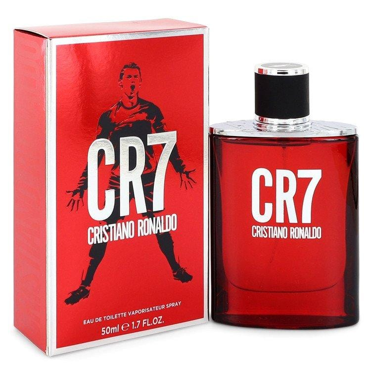 Cristiano Ronaldo CR7 by Cristiano Ronaldo Eau De Toilette Spray 1.7 oz for Men - Oliavery