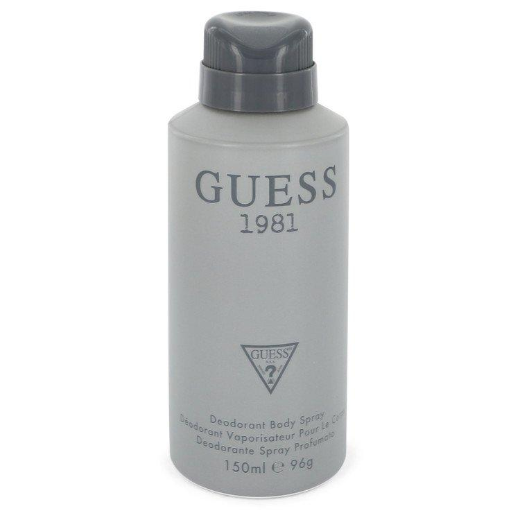 Guess 1981 by Guess Body Spray 5 oz for Men - Oliavery