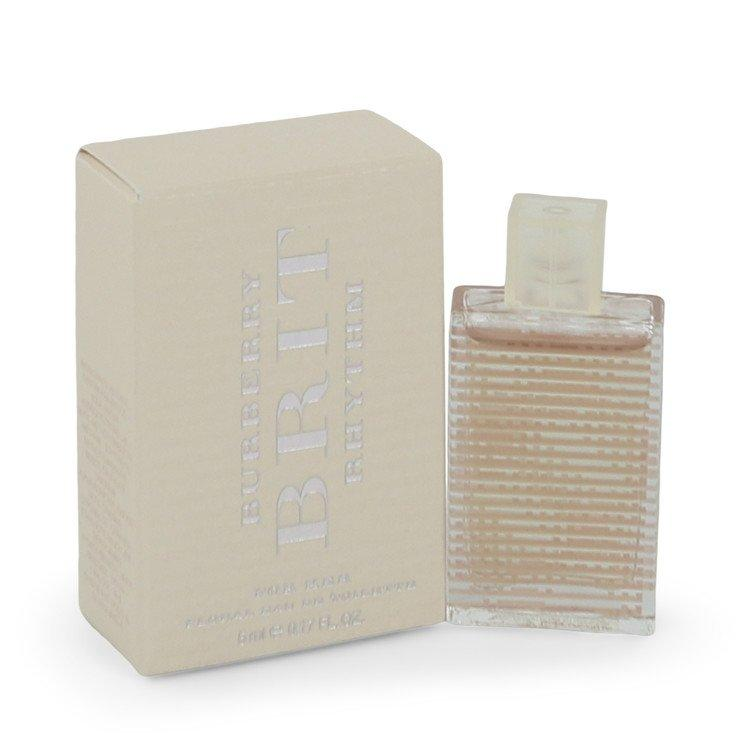 Burberry Brit Rhythm Floral by Burberry Mini EDT .17 oz for Women - Oliavery