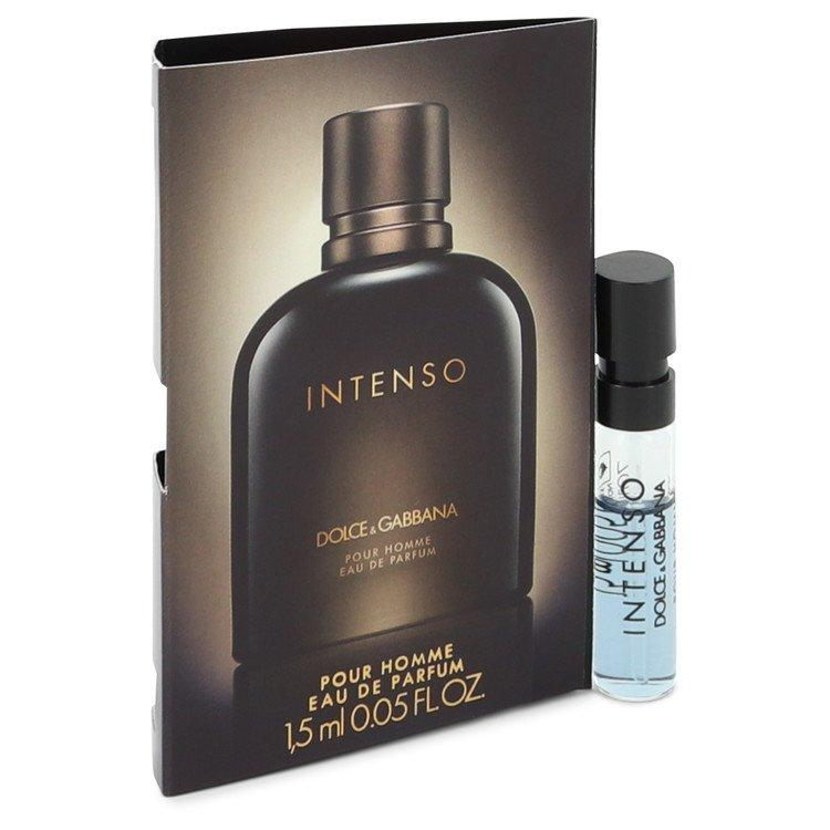 Dolce & Gabbana Intenso by Dolce & Gabbana Vial (sample) .05 oz  for Men - Oliavery