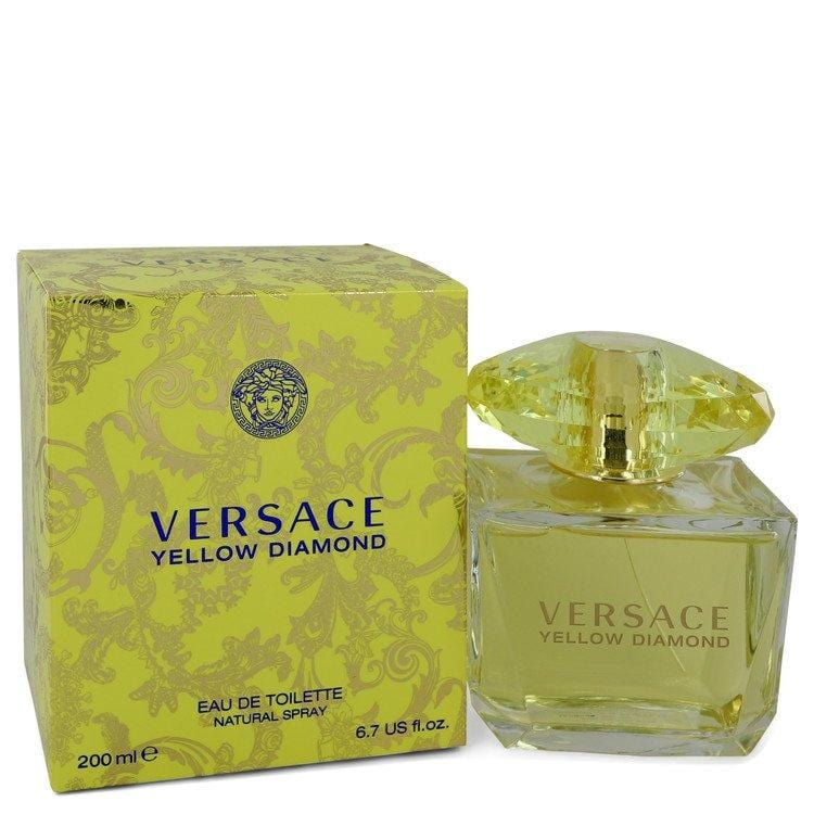 Versace Yellow Diamond by Versace Eau De Toilette Spray for Women