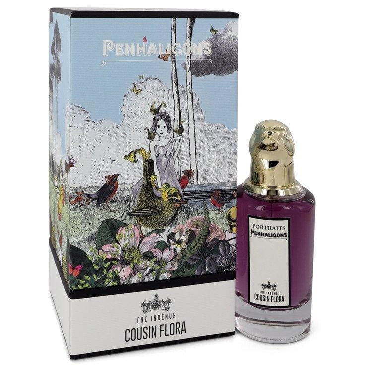 The Ingenue Cousin Flora by Penhaligon's Eau De Parfum Spray 2.5 oz for Women - Oliavery