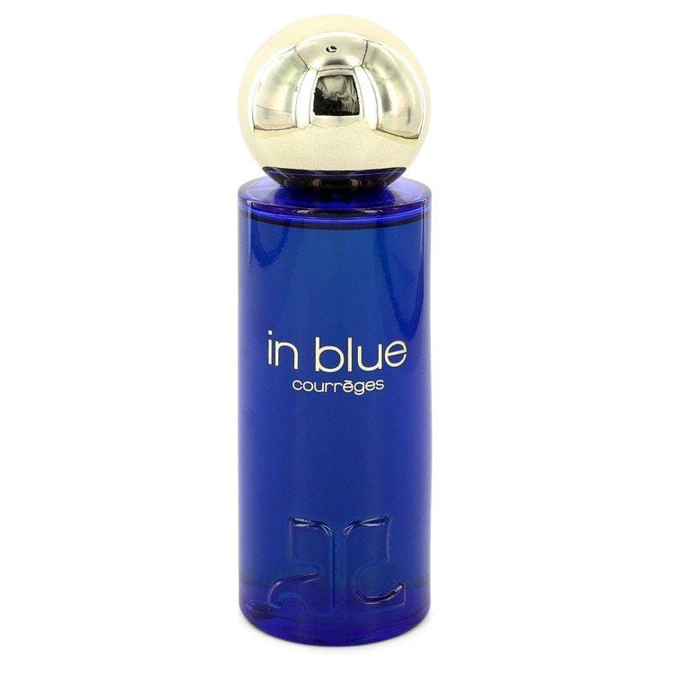 COURREGES IN BLUE by Courreges Eau De Parfum Spray (unboxed) 3 oz  for Women - Oliavery