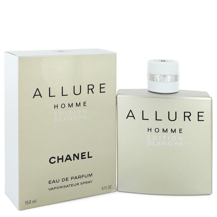 Allure Homme Blanche by Chanel Eau De Parfum Spray for Men - Oliavery