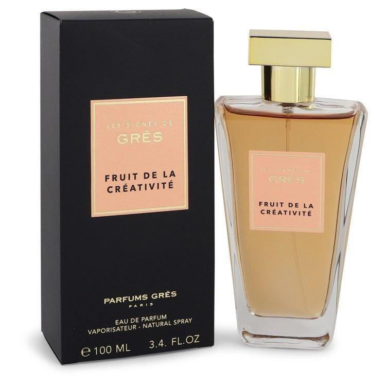 Fruit De La Creativite by Gres Eau De Parfum Spray 3.4 oz for Women - Oliavery