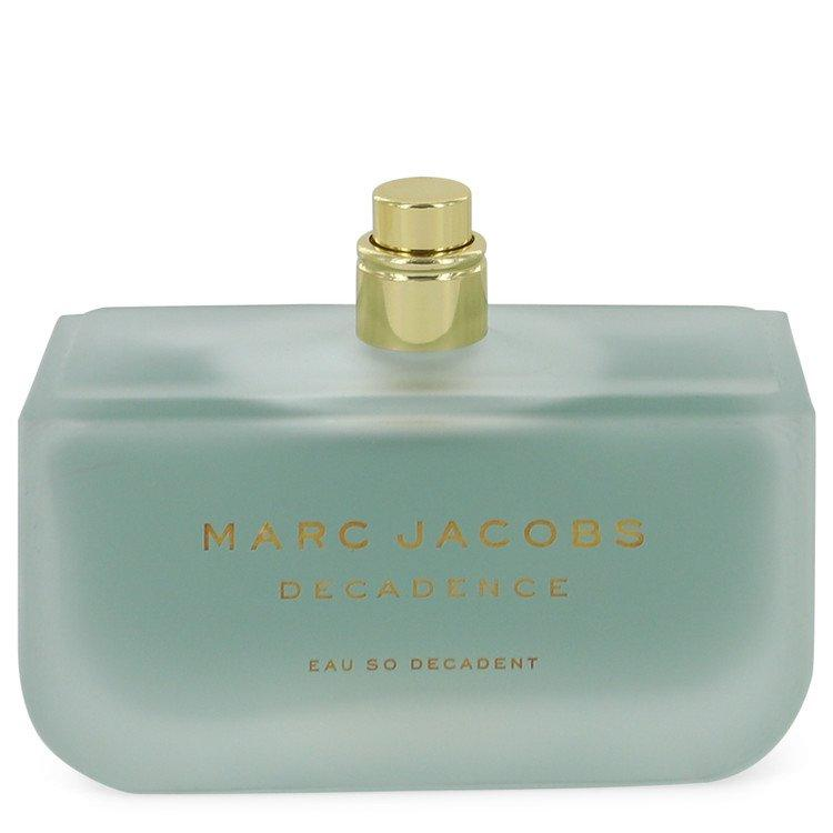 Marc Jacobs Decadence Eau So Decadent by Marc Jacobs Eau De Toilette Spray (unboxed) 3.4 oz  for Women