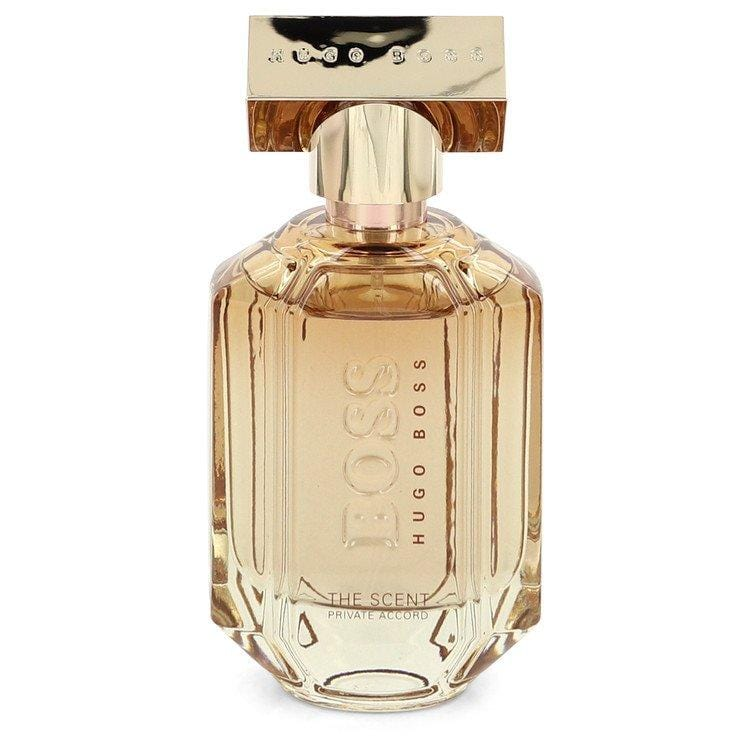 Boss The Scent Private Accord by Hugo Boss Eau De Parfum Spray for Women - Oliavery