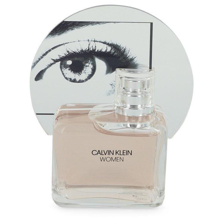 Calvin Klein Woman by Calvin Klein Eau De Parfum Spray (unboxed) 3.4 oz  for Women - Oliavery