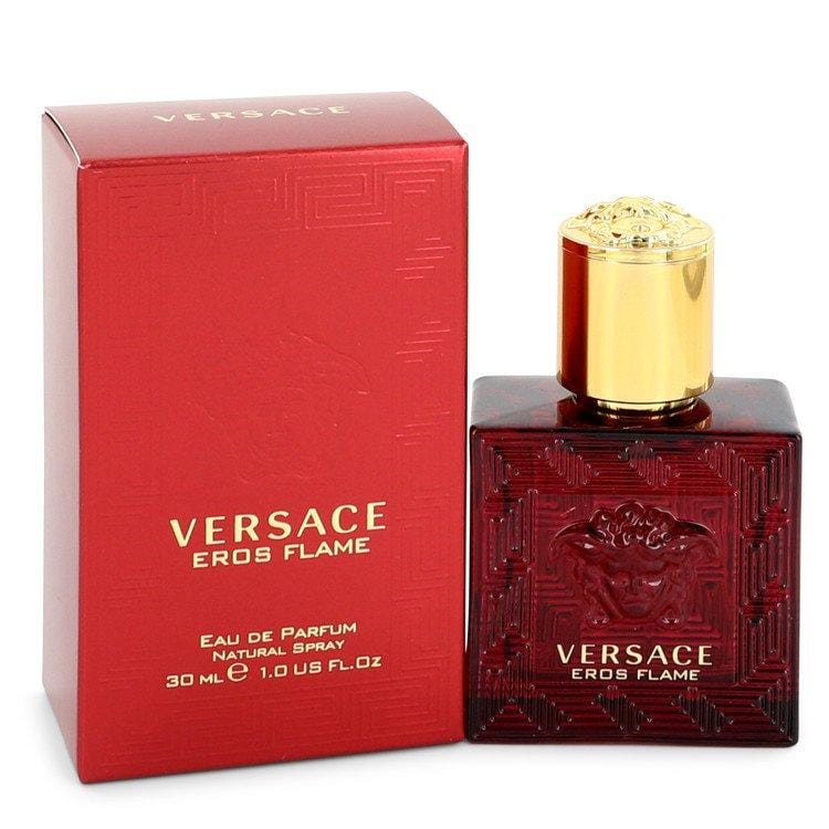 Versace Eros Flame by Versace Eau De Parfum Spray 1 oz for Men - Oliavery