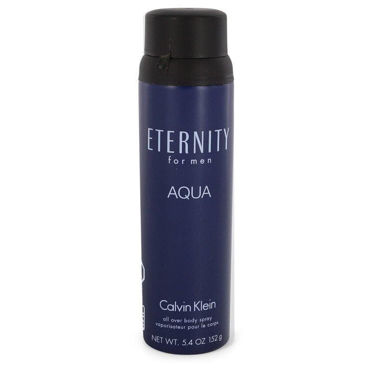 Eternity Aqua by Calvin Klein Body Spray 5.4 oz  for Men