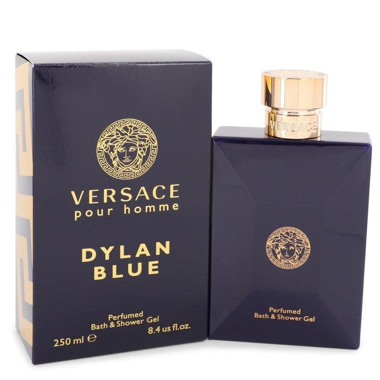 Versace Pour Homme Dylan Blue by Versace Shower Gel 8.4 oz for Men - Oliavery