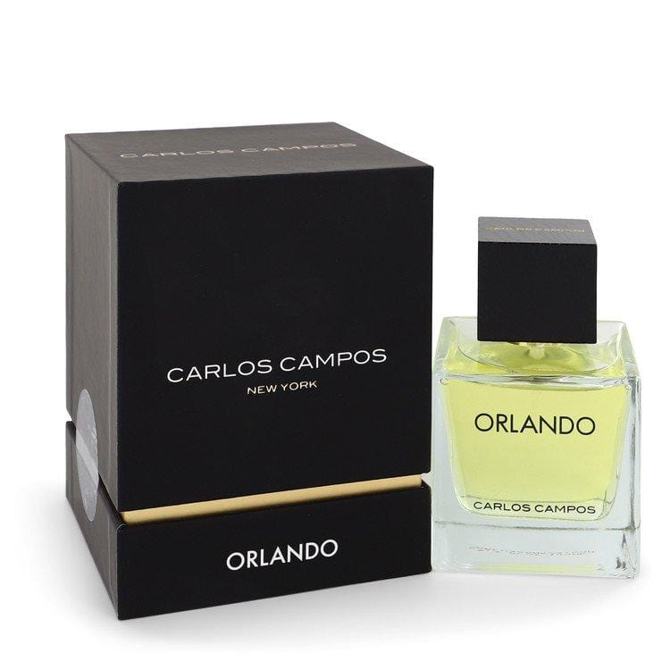 Orlando Carlos Campos by Carlos Campos Eau De Toilette Spray 3.3 oz for Men - Oliavery