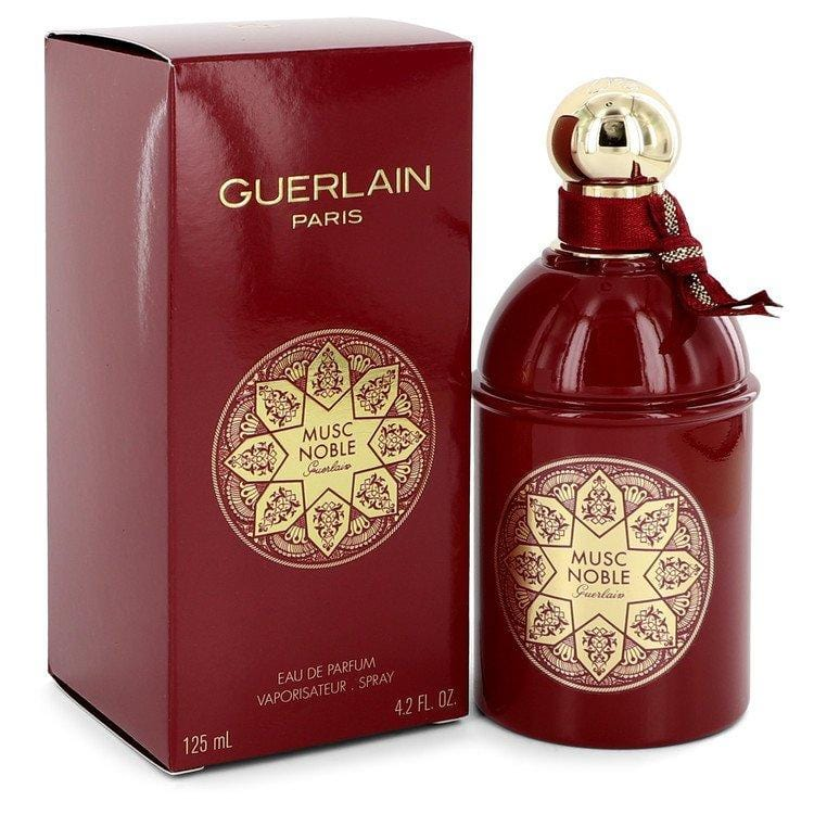 Musc Noble by Guerlain Eau De Parfum Spray 4.2 oz for Women - Oliavery