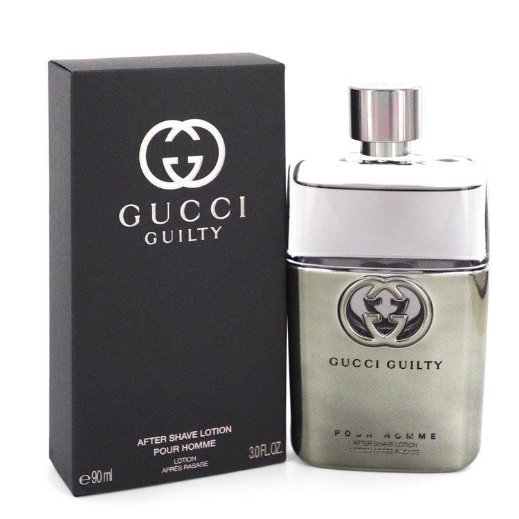 Gucci Guilty by Gucci After Shave Lotion 3 oz for Men - Oliavery