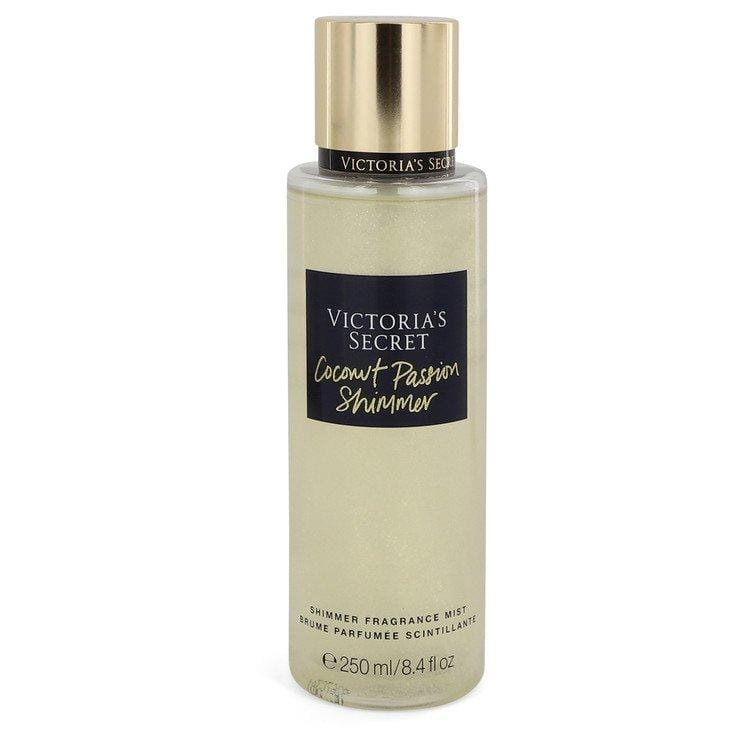 Victoria's Secret Coconut Passion Shimmer by Victoria's Secret Shimmer Fragrance Mist 8.4 oz for Women