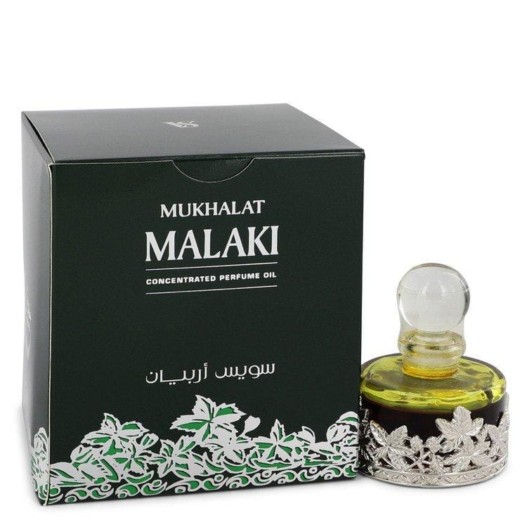 Swiss Arabian Mukhalat Malaki by Swiss Arabian Concentrated Perfume Oil 1 oz for Men - Oliavery