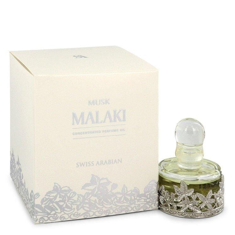Swiss Arabian Musk Malaki by Swiss Arabian Perfume Oil (Unisex) 1 oz for Men - Oliavery