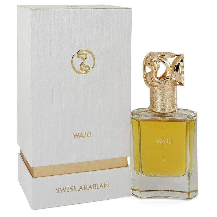 Swiss Arabian Wajd by Swiss Arabian Eau De Parfum Spray (Unisex) 1.7 oz for Men - Oliavery