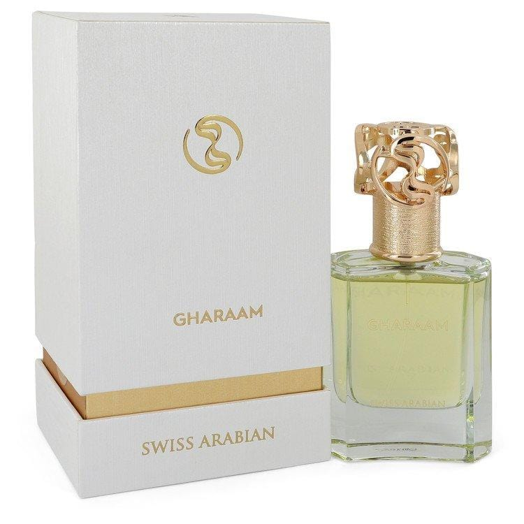 Swiss Arabian Gharaam by Swiss Arabian Eau De Parfum Spray (Unisex) 1.7 oz for Men - Oliavery
