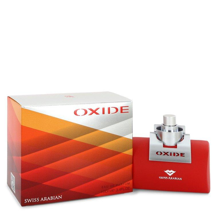 Swiss Arabian Oxide by Swiss Arabian Eau De Parfum Spray 3.4 oz for Men - Oliavery