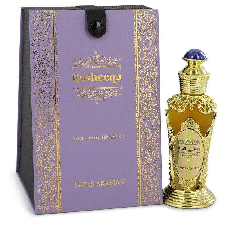 Swiss Arabian Rasheeqa by Swiss Arabian Concentrated Perfume Oil .67 oz for Women - Oliavery