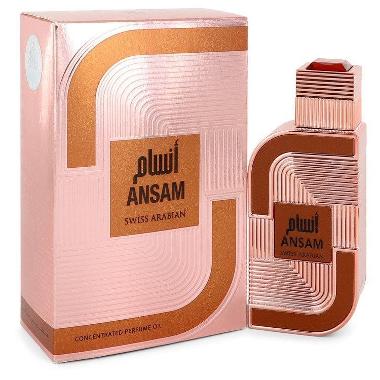 Swiss Arabian Ansam by Swiss Arabian Concentrated Perfume Oil (UniseX) 0.5 oz for Women - Oliavery
