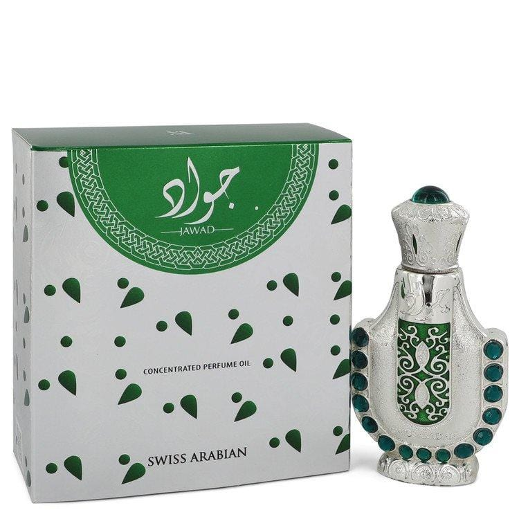 Swiss Arabian Jawad by Swiss Arabian Concentrated Perfume Oil (Unisex) 0.5 oz for Women - Oliavery