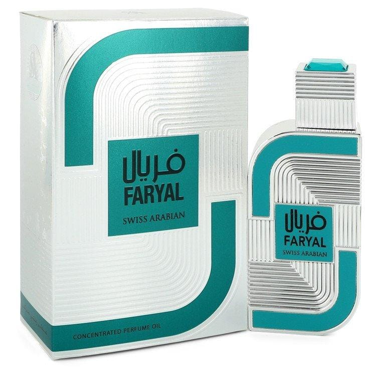 Swiss Arabian Faryal by Swiss Arabian Concentrated Perfume Oil (Unisex) 0.5 oz for Women - Oliavery