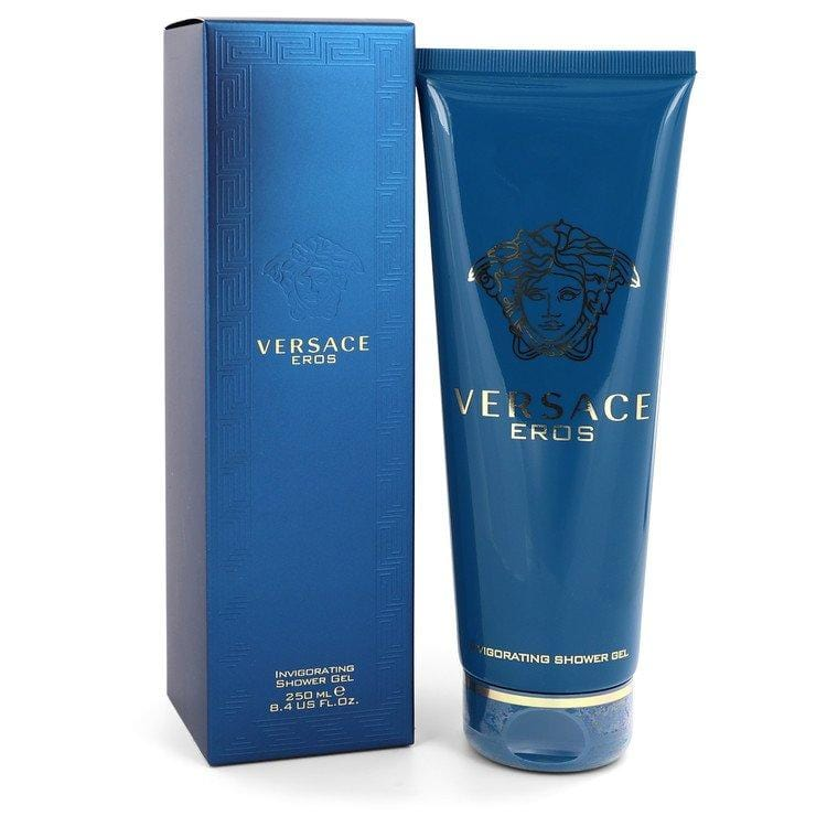Versace Eros by Versace Shower Gel 8.4 oz for Men - Oliavery