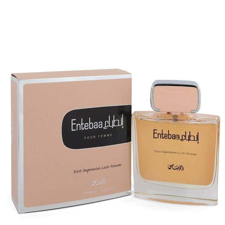 Entebaa by Rasasi Eau De Parfum Spray 3.33 oz for Women - Oliavery