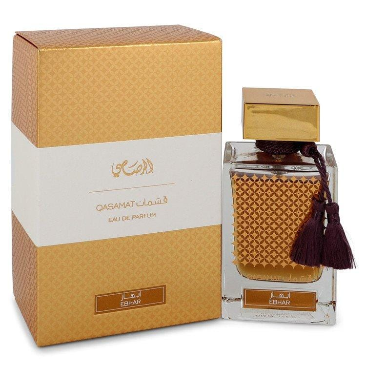 Rasasi Qasamat Ebhar by Rasasi Eau De Parfum Spray (Unisex) 2.2 oz for Women - Oliavery
