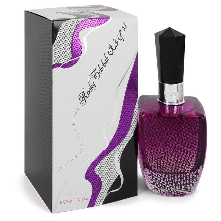 Roohy Tehebak by Rasasi Eau De Parfum Spray 3 oz for Women - Oliavery