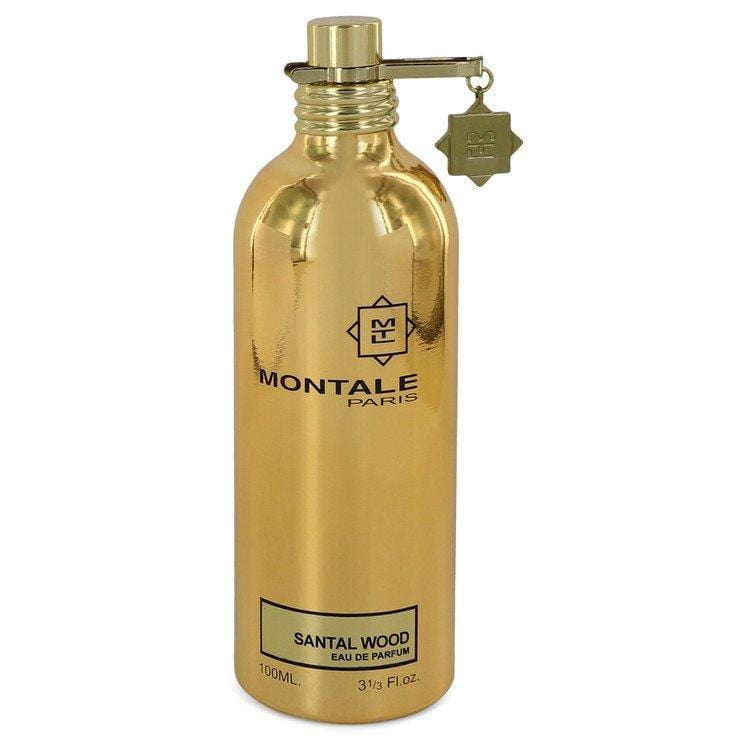 Montale Santal Wood by Montale Eau De Parfum Spray (Unisex unboxed) 3.4 oz  for Women
