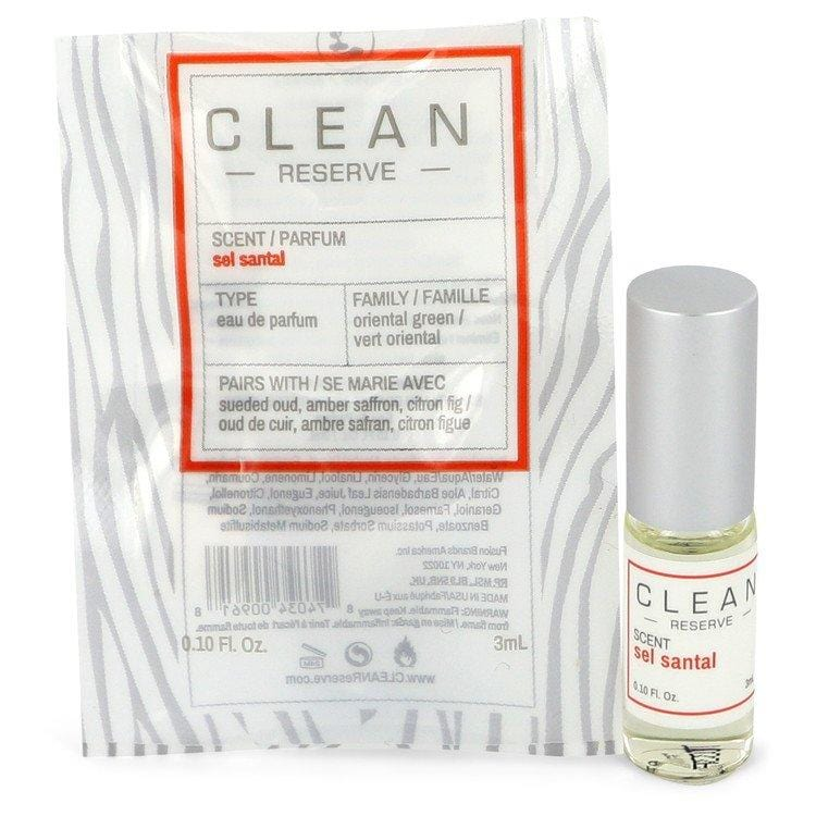 Clean Reserve Sel Santal by Clean Mini EDP Rollerball .10 oz  for Women - Oliavery