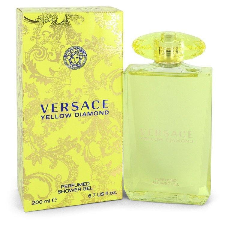 Versace Yellow Diamond by Versace Shower Gel 6.7 oz  for Women - Oliavery