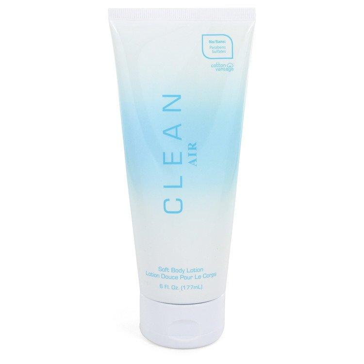Clean Air by Clean Body Lotion   6 oz  for Women - Oliavery