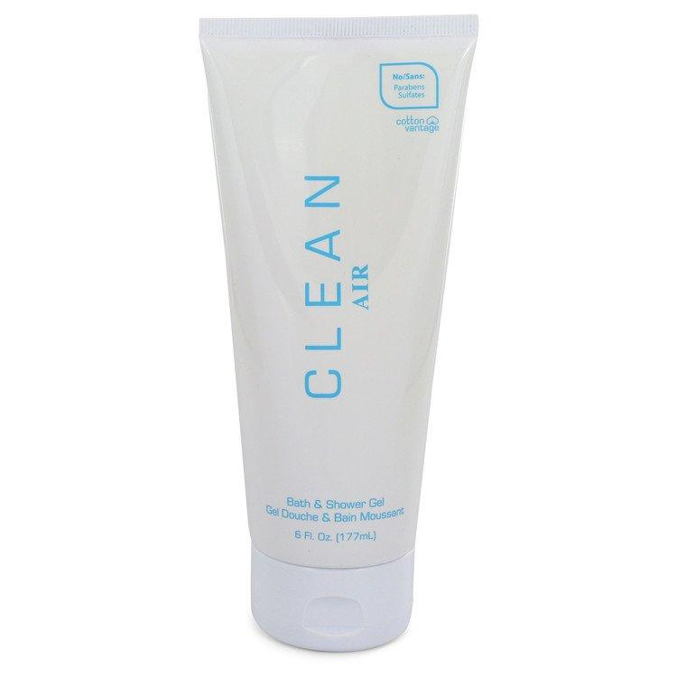 Clean Air by Clean Shower Gel 6 oz  for Women - Oliavery