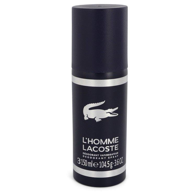 Lacoste L'homme by Lacoste Deodorant Spray 3.6 oz for Men - Oliavery