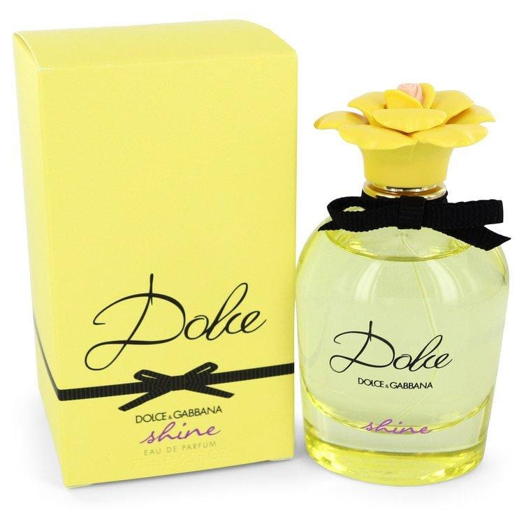 Dolce Shine by Dolce & Gabbana Eau De Parfum Spray 2.5 oz for Women - Oliavery