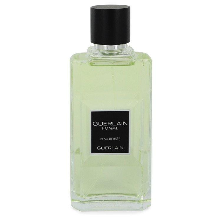 Guerlain Homme L'eau Boisee by Guerlain Eau De Toilette Spray (unboxed) 3.3 oz  for Men