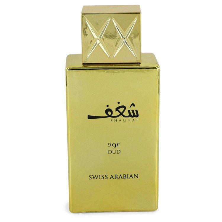 Shaghaf Oud by Swiss Arabian Eau De Parfum Spray (unboxed) 2.5 oz  for Women