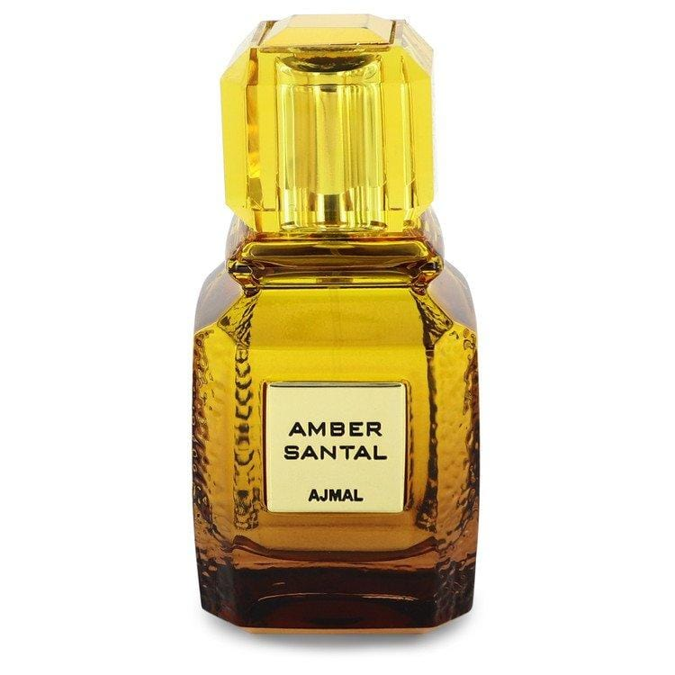 Ajmal Amber Santal by Ajmal Eau De Parfum Spray (Unisex Unboxed) 3.4 oz  for Women