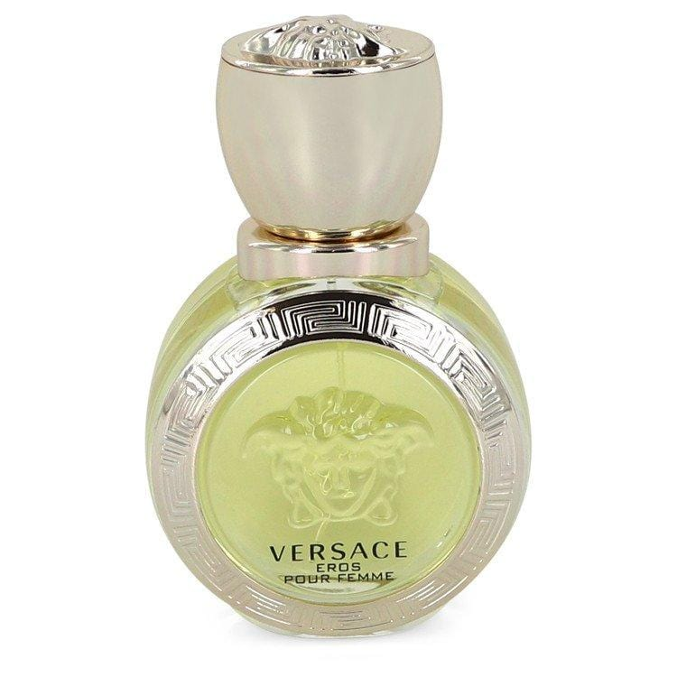 Versace Eros by Versace Eau De Toilette Spray (unboxed) 1 oz  for Women - Oliavery