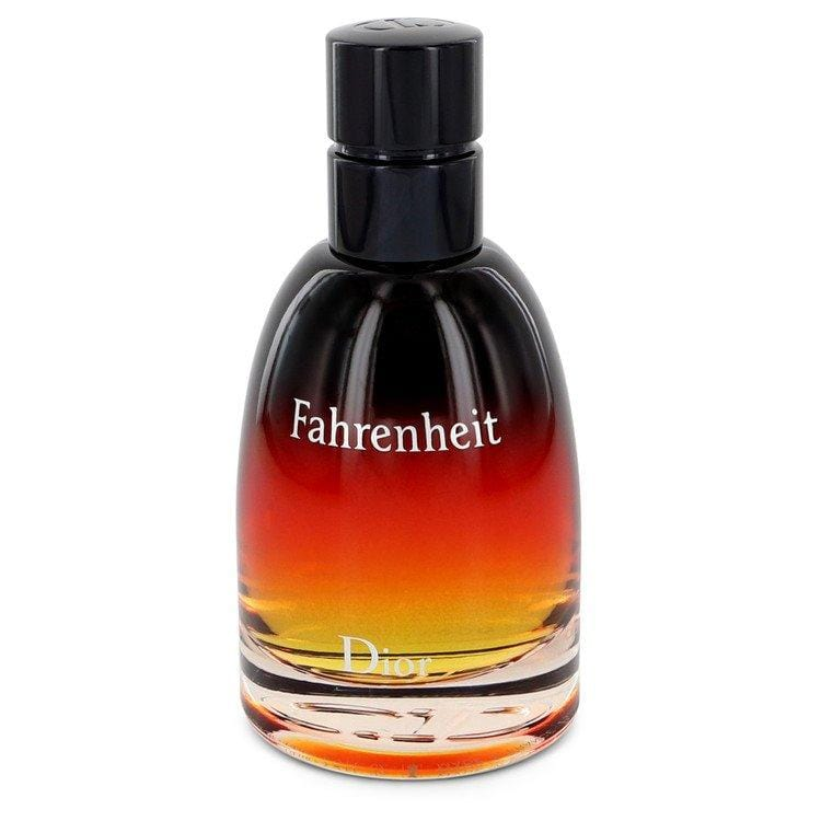 FAHRENHEIT by Christian Dior Eau De Parfum Spray (unboxed) 2.5 oz  for Men - Oliavery