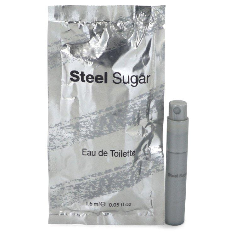 Steel Sugar by Aquolina Vial (sample) .05 oz  for Men - Oliavery