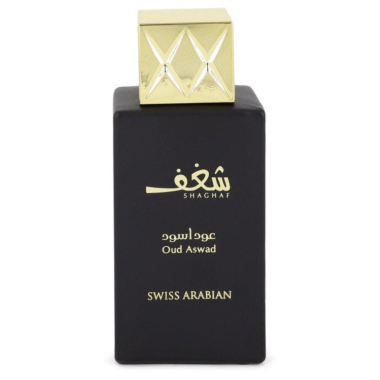 Shaghaf Oud Aswad by Swiss Arabian Eau De Parfum Spray (unboxed) 2.5 oz  for Women - Oliavery