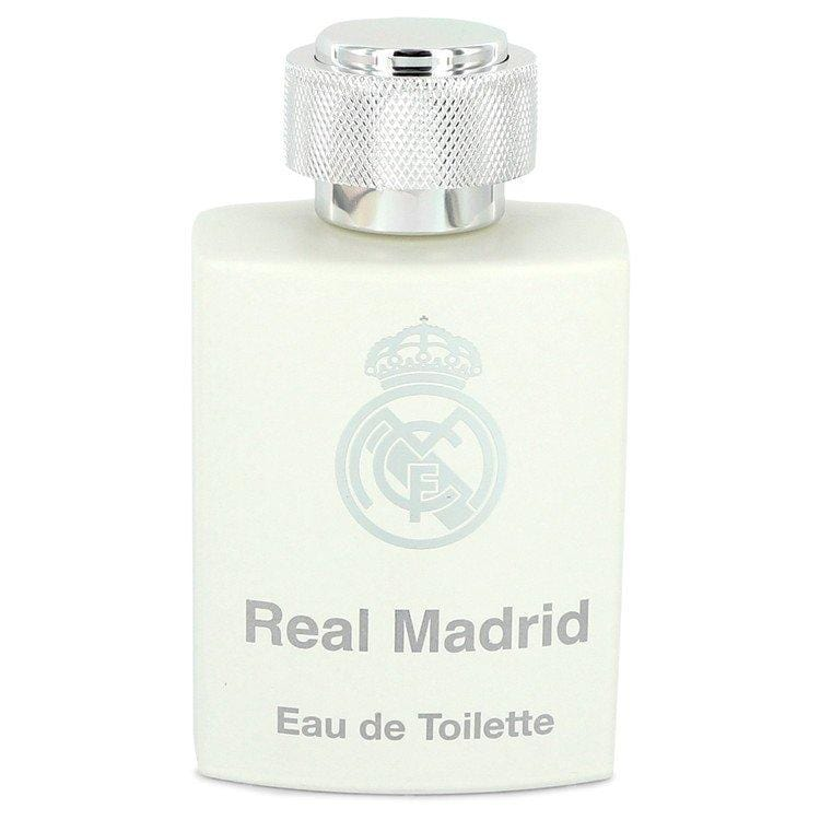 Real Madrid by AIR VAL INTERNATIONAL Eau De Toilette Spray (unboxed) 3.4 oz  for Women - Oliavery