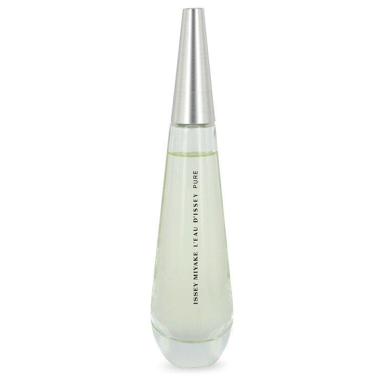 L'eau D'issey Pure by Issey Miyake Eau De Parfum Spray (unboxed) 3 oz  for Women
