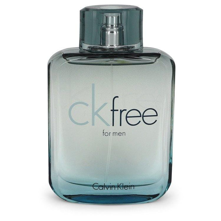 CK Free by Calvin Klein Eau De Toilette Spray (unboxed) 3.4 oz  for Men